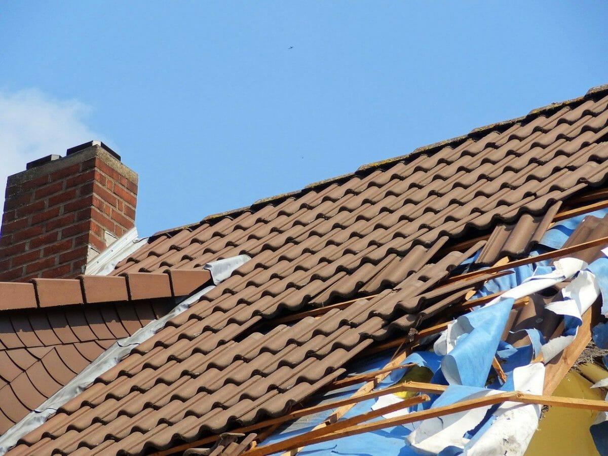 nokvorst reparatie, nokvorst renovatie in 5271 Sint-Michielsgestel